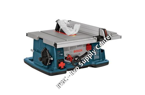Bosch 4100 10 Inch Worksite Table Saw Psc Pro Supply