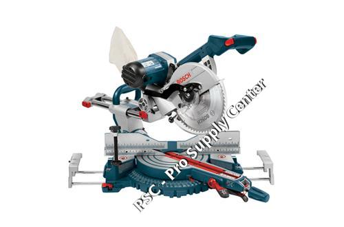 Bosch 4310 10 Inch Dual Bevel Slide Miter Saw With Upfront