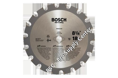Bosch Pro82518nc Nail Cutting Blade Psc Pro Supply Center