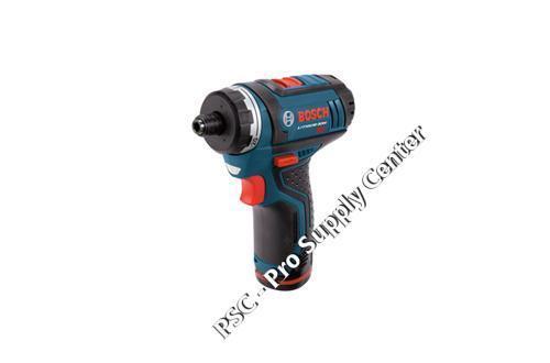 Bosch Ps21 2a 12v Max 2 Speed Pocket Driver Psc Pro