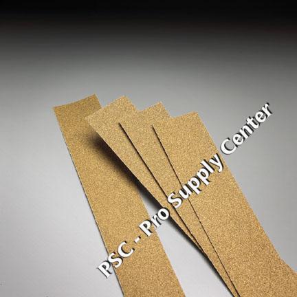 Carborundum Value Aluminum Oxide Body File Strip Sheets
