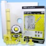 PSC Pro GEN II 60x60 Custom Tile Waterproofing Shower Kit - NO DRAIN