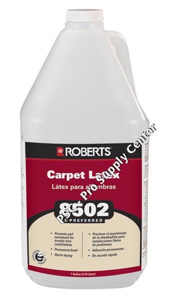 Roberts 8502 Preferred Carpet Latex Edge Adhesive