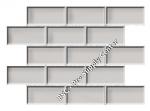 Rubi New Cobble Texture Mat