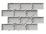 Rubi Old Cobble Texture Mat