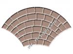 Rubi Old European Cobble Texture Mat