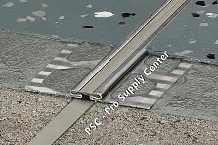 Schluter DILEX EKSB Thinner Floor Surface Joint Movement Profiles