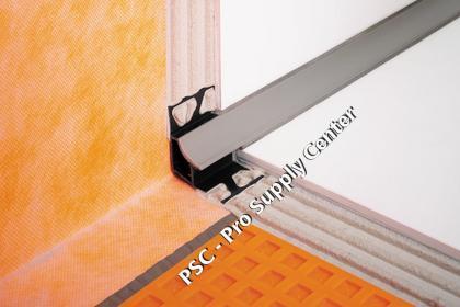 Schluter DILEX HK PVC   CPE Cove Shaped Corner Profiles