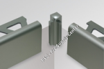 Schluter RONDEC STEP Anodized Aluminum Finishing and ...