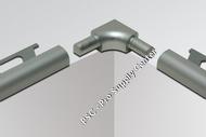 Sink Corner for Schluter RONDEC   Stainless Steel