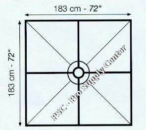 Schluter Kerdi Showe ST Shower Tray 72x72 ST 183