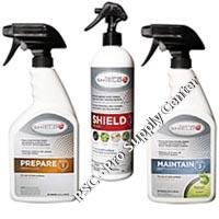 Shield Advanced Antimicrobial Complete System by The Tile Doctor