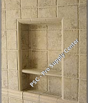 Recess-It Shower Recess Shelf REC 46 6 x 4 Inch