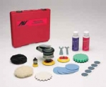 AirVantage Palm Style Buffer Polisher Rotary Sander Kit