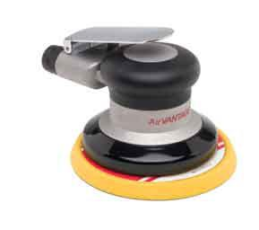 Palm Style 6 Inch Non Vacuum Random Orbital Sanders by AirVantage