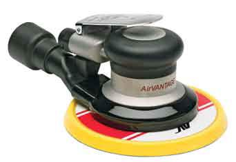 Palm Style 5 Inch Central Vacuum Random Orbital Sanders by AirVantage