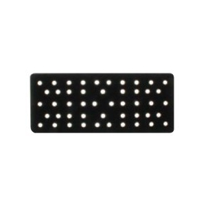 PadSavers Interface Pads 3 x 7 Inch with Vacuum Holes 1 Pad by AirVantage