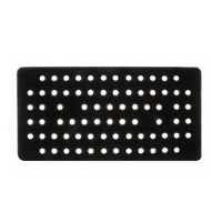 PadSavers Interface Pads 3 2 3 x 7 Inch with Vacuum Holes by AirVantage