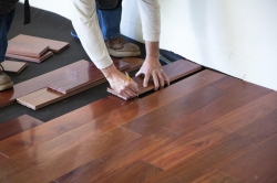 Installing a New Hardwood Floor
