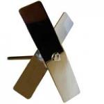 Barwalt 73502 Cross Blade Mixer 28 Inch Hex Shaft