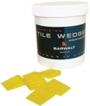 Ceramic Tile Wedges
