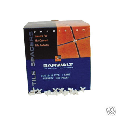 Ceramic Tile Spacers Box by Barwalt Tools