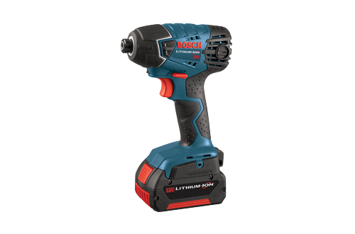 18V Lithium Ion Impactor Driver with L-Boxx2 by Bosch