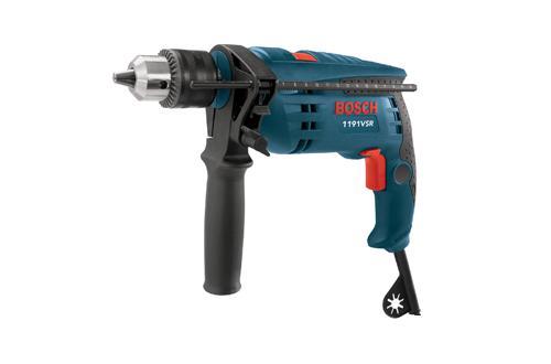 1191VSRK 1 2 Inch Hammer Drill Kit by Bosch