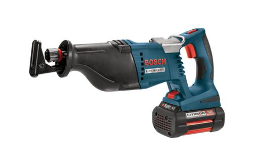 1651K 36V Cordless Reciprocating Saw Kit by Bosch