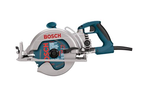 1677M 7-1 4 Inch Worm Drive with Rear Handle Construction Saw by Bosch