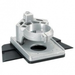 Bosch 3605702625 Underscribe Base for Trim Router
