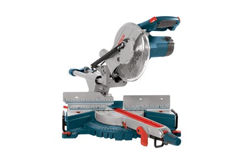 Bosch 4405 10 Inch Single Bevel Slide Miter Saw With