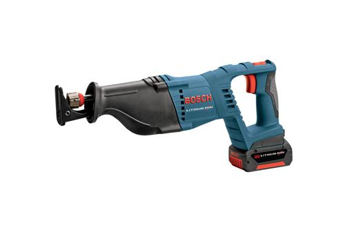 CRS180K 18V Lithium-Ion Reciprocating Saw Set by Bosch
