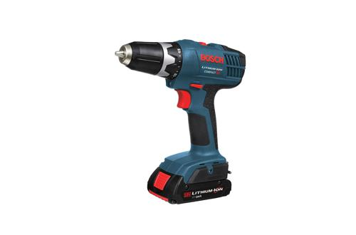 DDS180-02 18V Compact Tough 1 2 Inch Drill Driver Set by Bosch