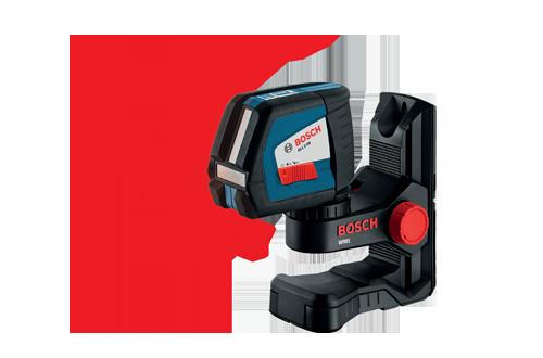 Robert Bosch GLL2 50 Self Leveling Cross Line Laser by Bosch