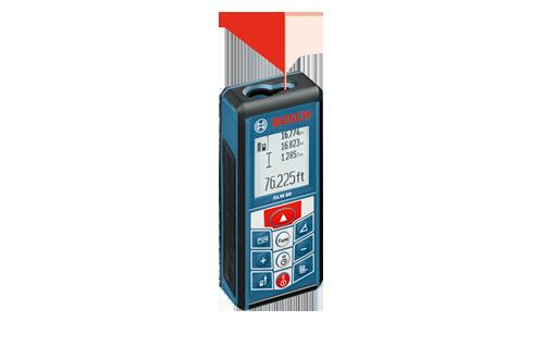 GLM80 Laser Distance and Angle Measurer by Bosch