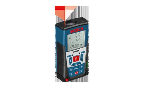 GLR500 500 Foot Laser Distance Measurer by Bosch