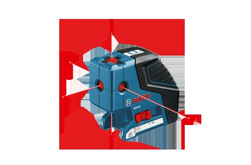 GPL5C Cross Point Technology 5-Point Self-Leveling Laser by Bosch