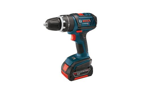 HDS181-01 18V Compact Tough 1 2 Inch Hammer Drill Driver Set by Bosch