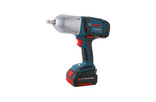 HTH181-01 18V High Torque Impact Wrench with Pin Detent by Bosch