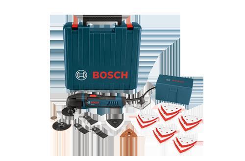 MX25EK-33 Multi-X Oscillating Tool Kit by Bosch