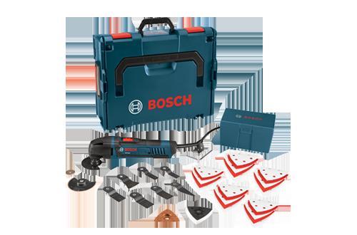 Robert Bosch MX25El 37 Multi-X Oscillating Tool Kit by Bosch