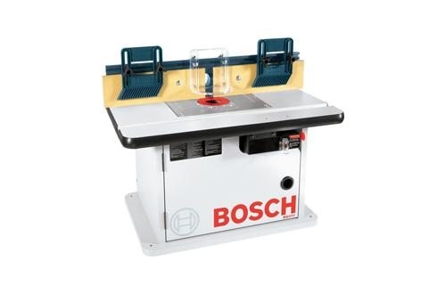 RA1171 Benchtop Router Cabinet-Style Table by Bosch