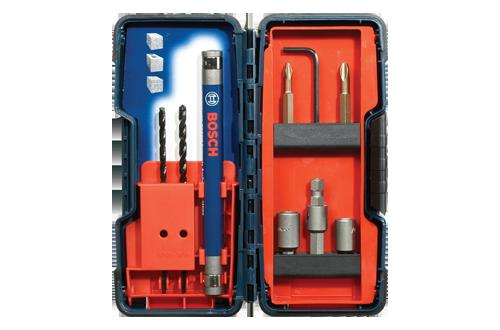 TC900 Flat Shank Drill Bit Set by Bosch