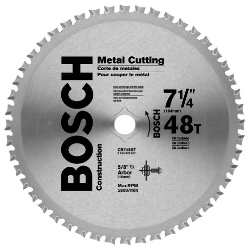 CB748ST Ferrous Metal Cutting Blade by Bosch