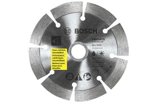 4 5 Inch Segmented Rim Diamond Blade by Bosch