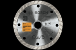 Bosch DB4542S 4 5 Inch Standard Turbo Rim Diamond Blade