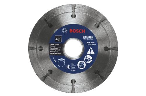 4 5 Inch Premium Sandwich Tuckpointing Diamond Blade  DD4510H by Bosch