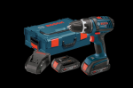 Bosch 18V Compact Tough 1 2 Drill with  L-Boxx2