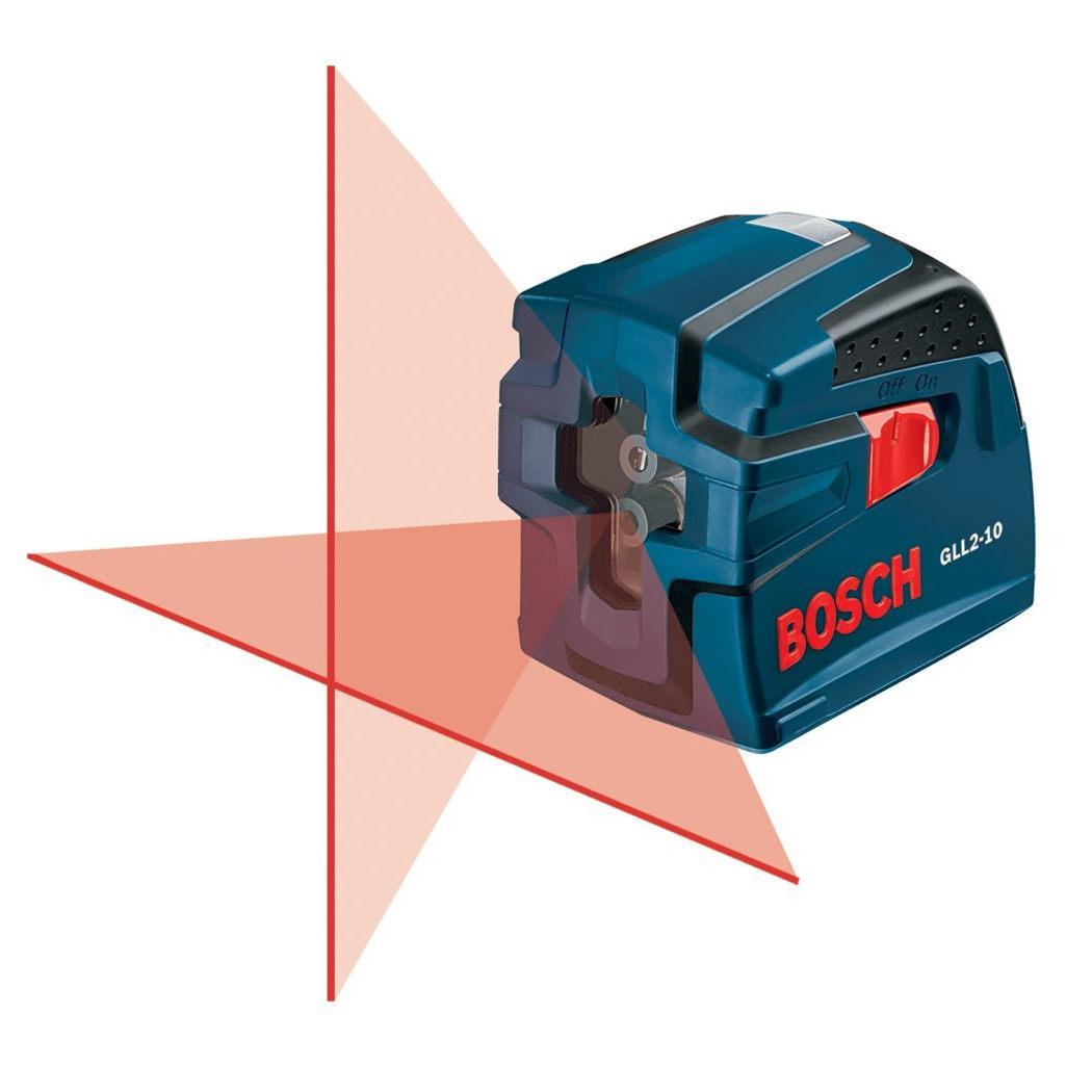 GLL2-10 Self Leveling Cross Line Laser by Bosch